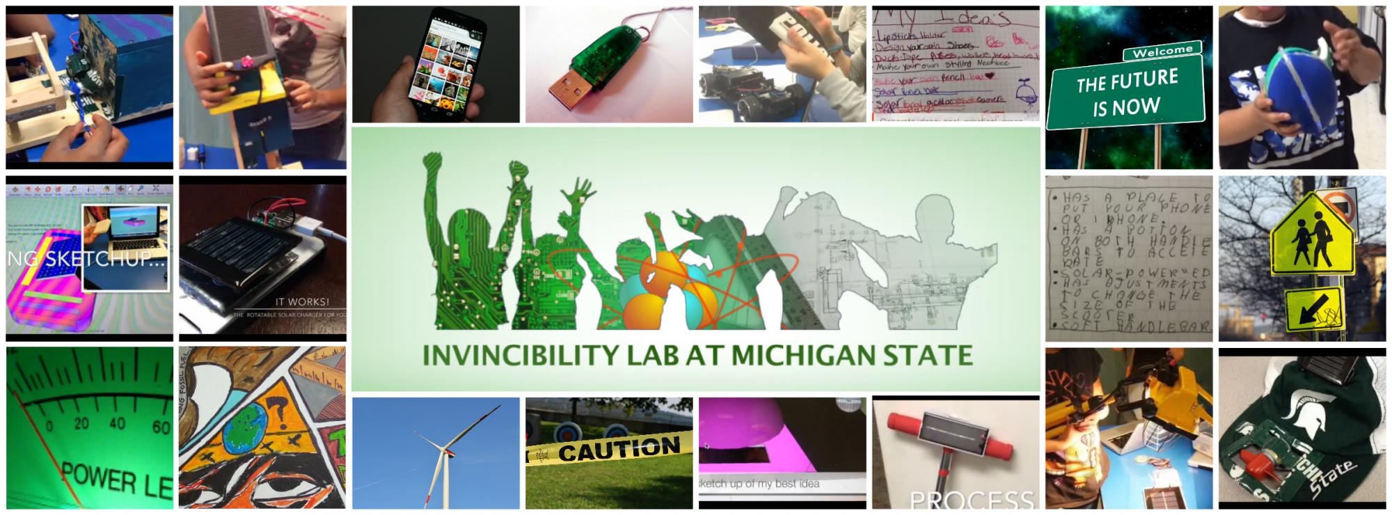 Invincibility Lab